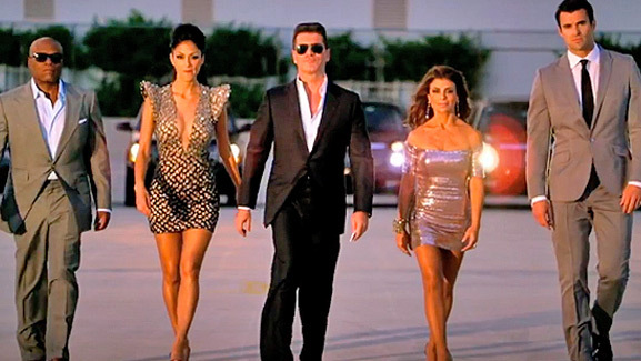 New 'X-Factor' Promo: Bad Singers, Simon & No Cheryl Cole!