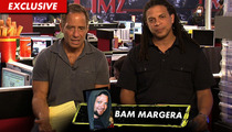 Bam Margera -- I Spent a Night in Jail FOR NOTHING