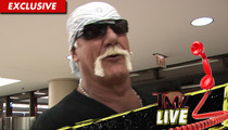 Hulk Hogan -- I Have NO IDEA Who My Sex Tape Partner Is