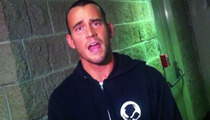 WWE Champ CM Punk -- Chris Brown is Dead Wrong ... I DON'T Use Steroids