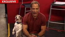'Artist' Dog Bites (Little) Man