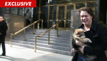 Eddie Van Halen -- I Own a Tiny Dog ... and I'm DAMN Proud Of It!