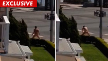 'Kony 2012' Honcho Jason Russell's Naked Meltdown -- CAUGHT ON VIDEO