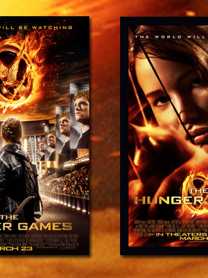 """The Hunger Games"" Poster Prize Pack Giveaway!"