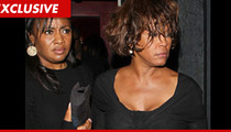 Whitney Houston -- Enablers Contributed to Alcohol Abuse