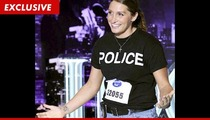'American Idol' Cop Reject -- Producers Used TV Magic to Make Me a Bitch