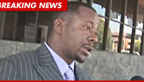 Bobby Brown -- Won't Miss a Beat After Whitney Houston's Burial
