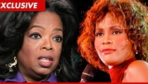 Oprah Winfrey Invited to Whitney Houston's Funeral