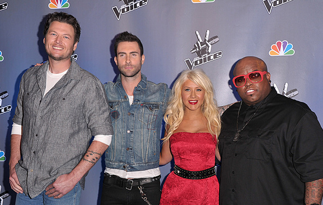 """The Voice"" Judges Are Coming Back -- With a Huge Pay Raise!"