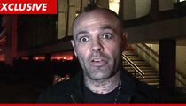'Celebrity Rehab' Star Shifty Shellshock -- Arrested for Rock Cocaine