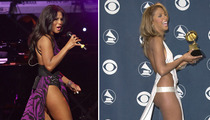 Toni Braxton's Career Has Got Legs ... & Thighs & Hips