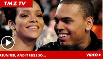 Rihanna and Chris Brown Remixes -- A Real One-Two Punch