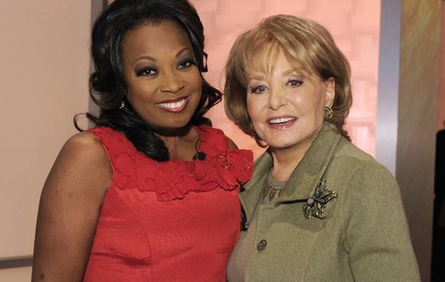 "Star Jones Visits ""The View,"" Discusses ""Ugly"" Exit"