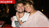 Spike TV Host Courtney Hansen -- I'm Divorcing My Tycoon Husband