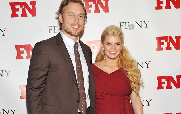 Jessica Simpson Gives Birth to Maxwell Drew Johnson