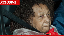 Cissy Houston -- Seeking 'Closure' by Revisiting Whitney's Hotel Room