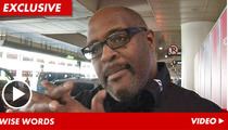 Pastor Marvin Winans -- Whitney Houston and Bobby Brown Were No 'Ozzie and Harriet', But ...
