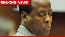 Dr. Conrad Murray Denied Freedom During Manslaughter Appeal