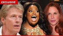 'Dancing with the Stars' -- Contestants REVEALED ... Jack Wagner, Melissa Gilbert, Sherri Shepherd
