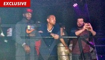 Chris Brown -- Photographed Without Incident
