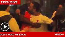 Rapper Jim Jones -- Arrested and Maced by Police After Casino Brawl