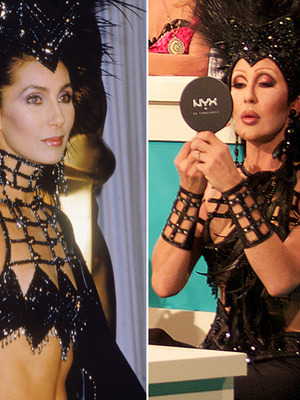 RuPaul's Drag Race: Drag Queens Do Cher, Snooki & Beyonce!