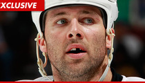 NHL Star Dustin Penner -- Actress Wife Files for Divorce