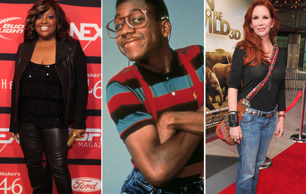 "Steve Urkel Competing on ""Dancing with the Stars"" -- Who Else Made the Cut?"