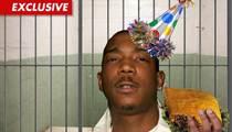 Ja Rule's Leap Year Birthday Behind Bars -- Ja Maican Patties, Anyone?