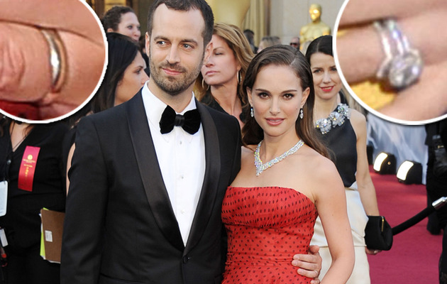 Natalie Portman & Benjamin Millepied: New Evidence They Secretly Wed!