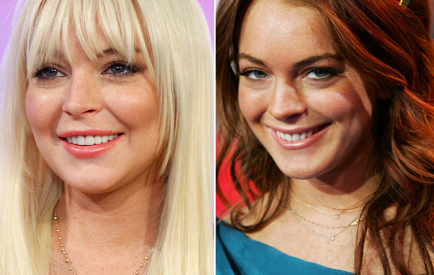 Lindsay Lohan: How She's Changed In Six Years!