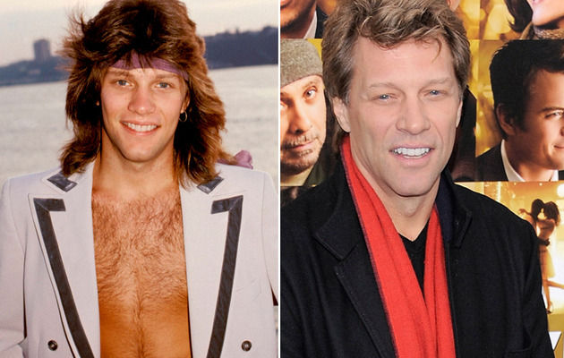 Jon Bon Jovi Turns 50 -- See Other Stars Who Are the Big 5-0!