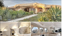 Dick Clark's Flintstones House -- Price Slashed Because No One Wants It