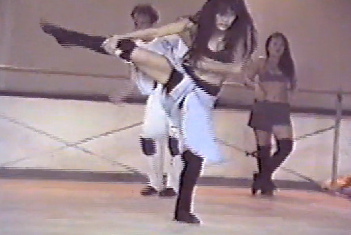 Carrie Ann Inaba: See Her Sexy, Vintage Dance Video!
