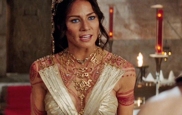 """John Carter"" Star on Skimpy Costumes: Everybody's Seen Boobs!"