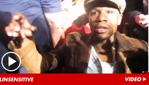 Floyd Mayweather -- Some of My Best Friends Are White!
