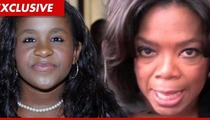 Bobbi Kristina -- I'm Doing Oprah Because I TRUST Her