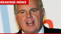 Rush Limbaugh -- More Sponsors Running for the Hills