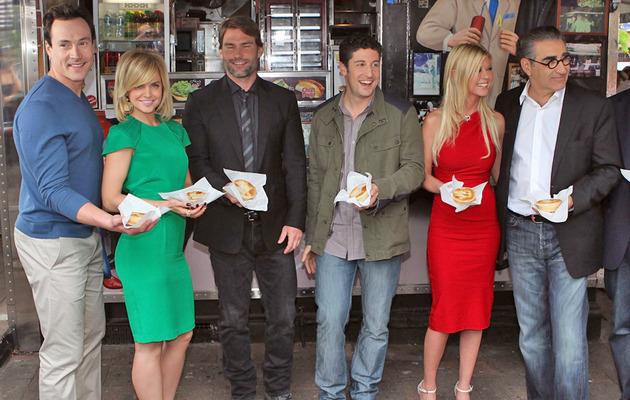 """""""American Pie"""" Cast Reunites in Australia"""