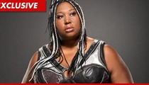 WWE Star Kia Stevens -- My Baby Didn't Survive the Birth