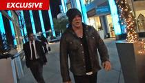 Mickey Rourke -- 'Moneyball' is Frickin' TORTURE