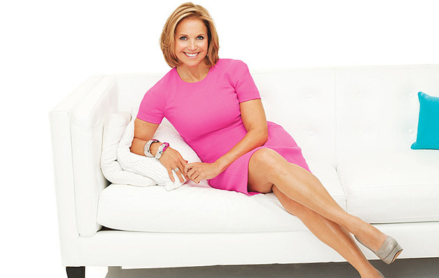 "Katie Couric: No ""Dancing with the Stars"" For Me!"