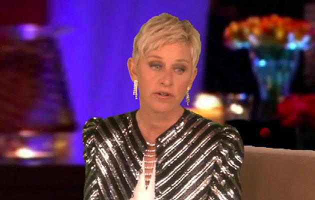 "Ellen DeGeneres Mocks ""Bachelor"" Bad Girl Courtney"