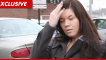 'Teen Mom' Amber Portwood Dodges Prison After Drug Test Violation