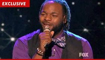 'American Idol' Contestant Jermaine Jones -- Dad Who Abandoned Him Shows Up