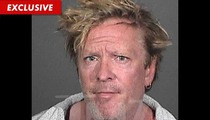 Michael Madsen -- Arrested in Malibu for Child Endangerment