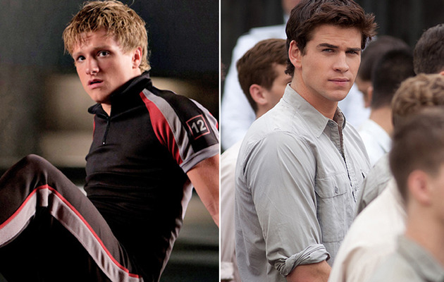 """Hunger Games"": Josh & Liam Talk Training, Fans & ""Cake Balls"""