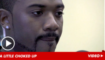 Ray J on Whitney Houston -- 'I Really Miss My Friend'