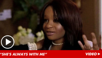 Bobbi Kristina Oprah Interview -- 'I Can Still Hear Her'