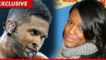 Usher -- I'm Not Giving My Ex $50,000 to Fight Me in Court!